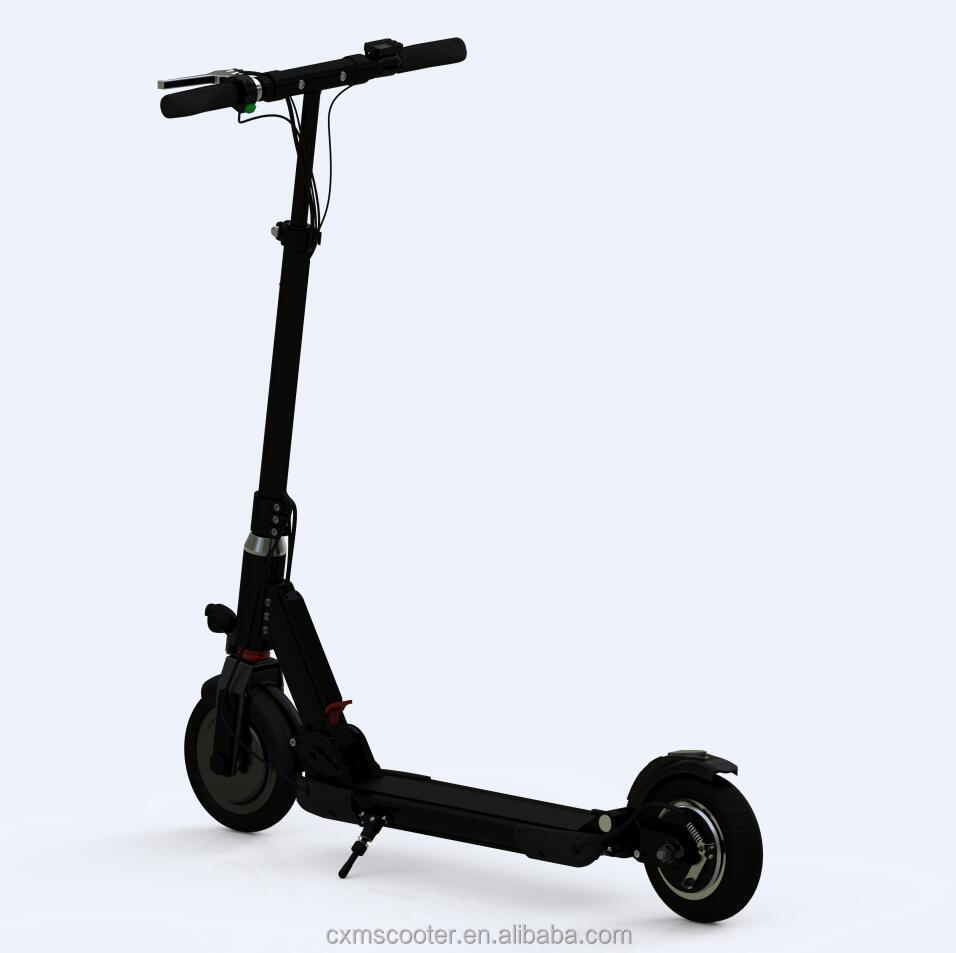Brand new 2 wheel electric scooter with double suspension