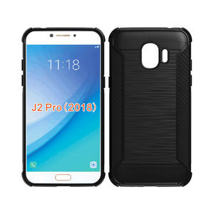 Cheap Mobile cell phone cover plain blank armor case for Samsung J2 pro 2018