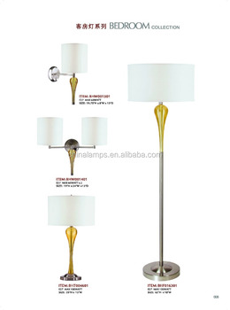 Indoor Lights Without Electricity Glass Floor Lamps With Round ...