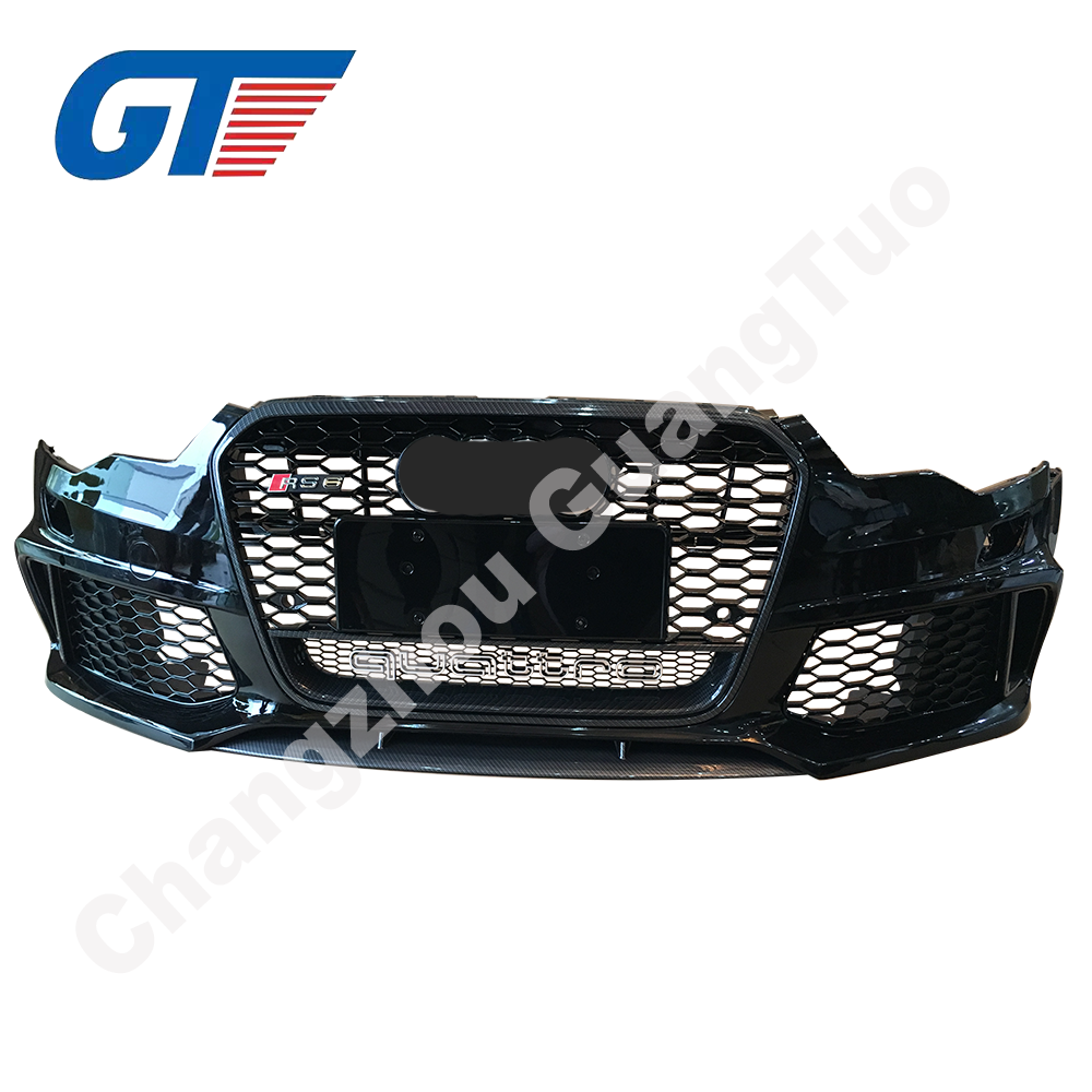 GuangTuo RS6 FRONT BUMPER FOR AUDI