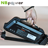 Portable Lithium ion battery 36v 10ah/11.6Ah/14.5Ah/17Ah