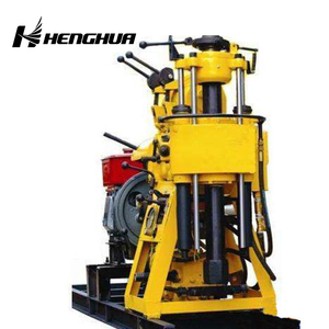 Good price new water drilling rig machine with mud pump 1500hp drilling rig