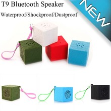 China Wholesale Merchandise T9 Music Speaker,Waterproof Bluetooth car speaker
