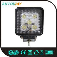 "15W Engineering Car Lights 4.3"" IP 67 LED Driving Light On 4WD,Boat,Led Work Lamp"