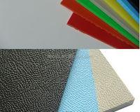 plastic scrap/pp Board pp Plastic Sheet, White PP solid Sheet manufacturer, PP transparent colored plastic sheet thin