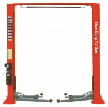Hot selling hydraulic used 2 post car lift / elevator for garage