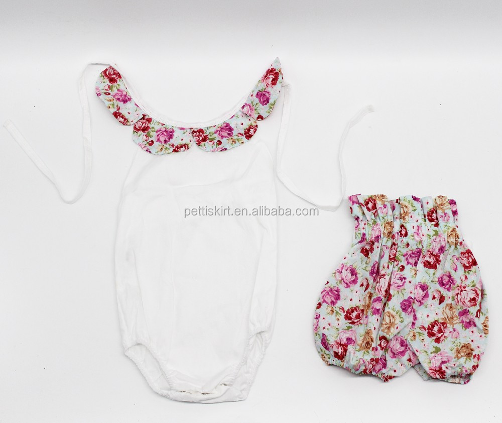 Wholesale Punjabi Baby Boutique Suits Girls Pink Romper With ...