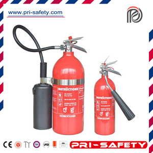 5LBS 10LBS America Style CO2 Fire Extinguisher With USA DOT Certificate