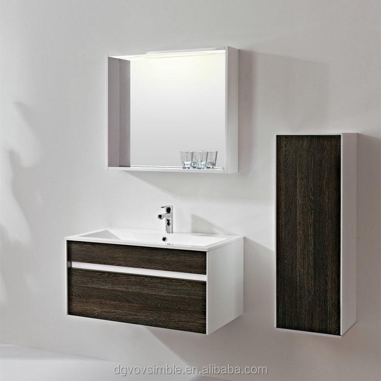 Top End Melamine Wall Hung Bathroom Cabinet/bathroom Products ...
