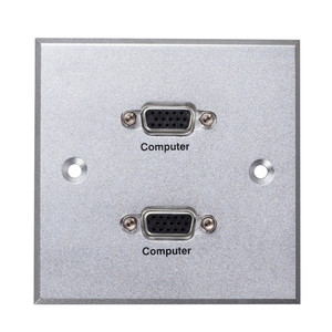 High Quality Usa Hdmi Usb Power Track Wall Socket