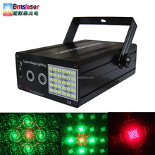 Top grade New product 48 patterns led laser light Laser and strobe light for family party disco KTV led stage lighting