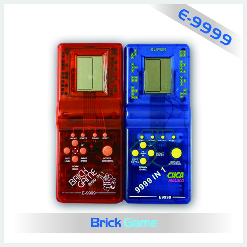Color 9999 In 1 Brick Game - Buy Color 9999 In 1 Brick Game,M Inibrick Game  Console,Popular Birck Game 9999 In 1 Product on Alibaba.com