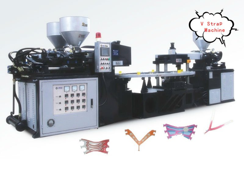 Three color upper injection molding machine OYO 3312