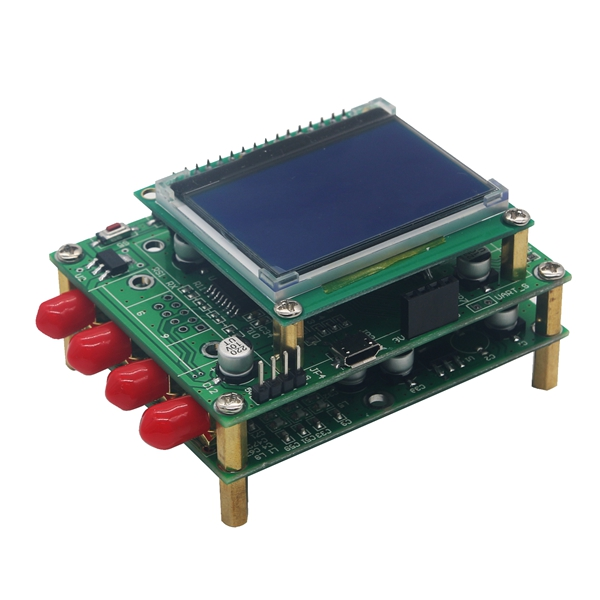 Ad9959 200mhz Dds Signal Generator + Tft Lcd Development Board Stm32f103 -  Buy Tft Lcd Controller Board,Stm32 Development Board,Dds Signal Generator