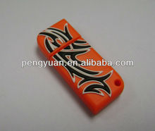 Beautiful designed Soft pvc usb pen drive, usb soft pvc (py-u-131)