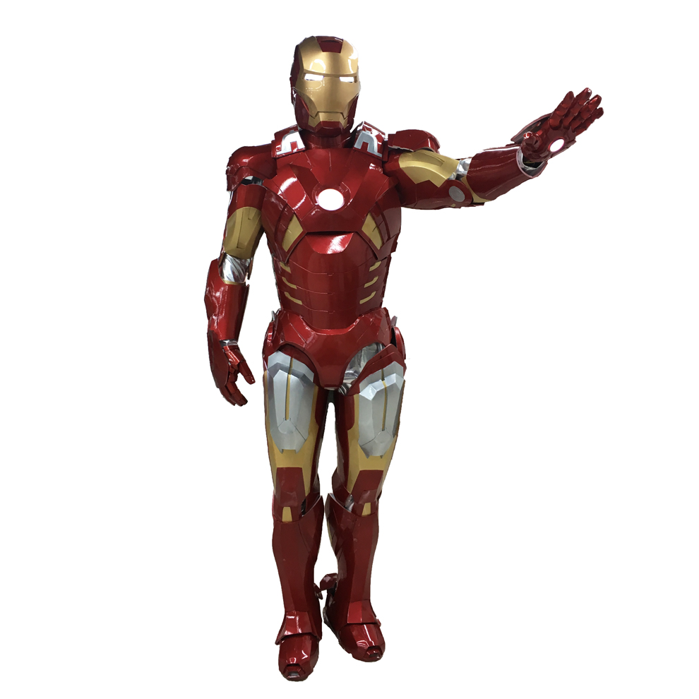 Iron Man Costume for Carnival 63