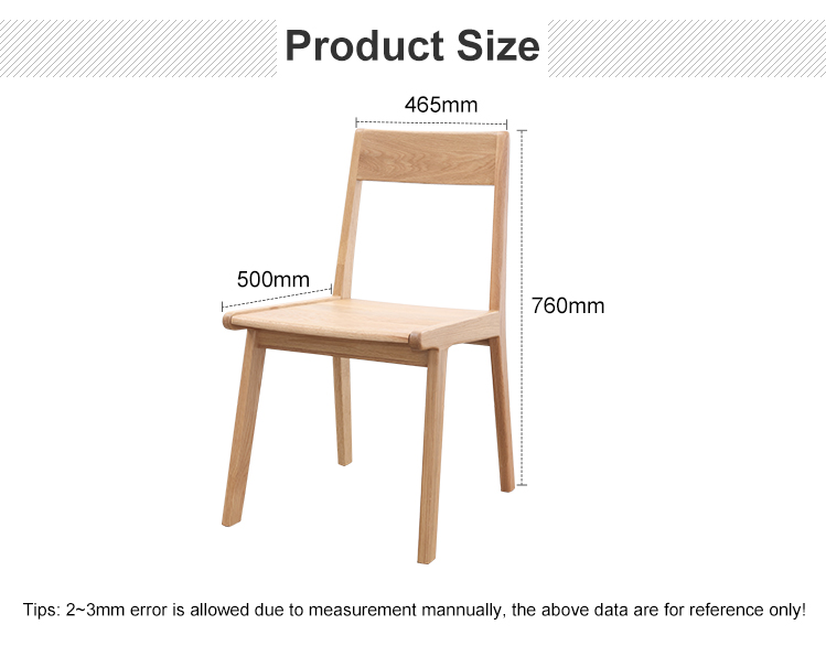 Nordic Modern Simple Bentwood Rattan seat Dining Chair for Cafe and Restaurant
