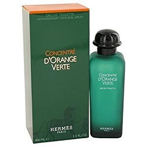 Eau D'orange Verte By Hermes Eau De Toilette Spray Concentre (unisex) 3.4 Oz