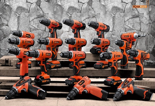 Electric Cordless Power Tools