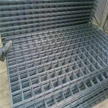 10 Gauge Galvanized Welded Wire Mesh Fence Panel Buy Welded Wire Mesh Fence Panel 2x2 Galvanized Welded Wire Mesh Panel 10 Gauge Welded Wire Mesh Panel Product On Alibaba Com