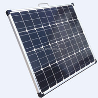 100W monocrystalline solar energy product, solar generator panels, solar panel manufacturers in china