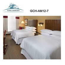 Hotel Furniture Set Bed/Sofa/Nightstand Hotel Room Furniture Packages For Sale Hampton Inn Hotel Furniture