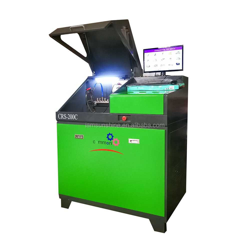 High quality fuel injector test bench CRS-200C common rail tester for most injectors