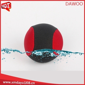 Accept low MOQ and logo Lycra Fabric Water Bouncer Ball