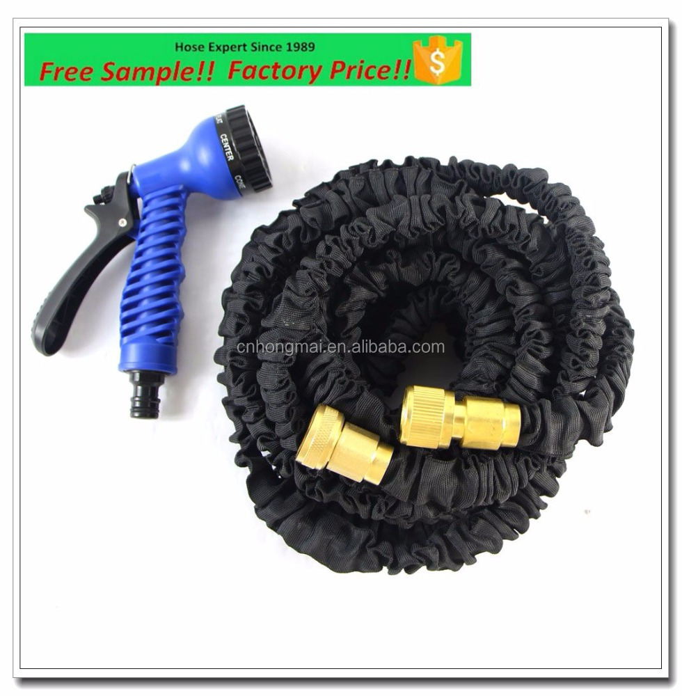 High Demand Products in Chennai Heavy Duty Garden Hose Expandable Hose Set 50FT With Spray Gun