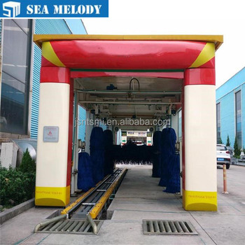 Self Service Tunnel Type Automatic Car Wash Machine Price