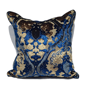 Home decoration embroidery kantha cushion cover