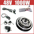48V 1000W Electric Bike Disc brake kit DC hub motor conversion kits ebike kits Front wheel