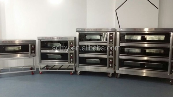 Chinese bakery equipment manufacturer electric bread oven