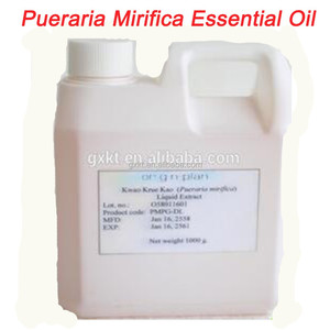 Thailand Herbal Extract Pueraria Mirifica Essential Oil For Female Breast Enlargement