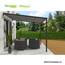 Pergola With Retractable Awning, Pergola With Retractable Awning Suppliers  And Manufacturers At Alibaba.com