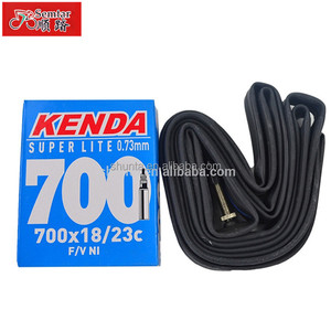 hot sale KENDA fat bicycle/bike Inner tube tire700*18/23C F/V bicycle parts