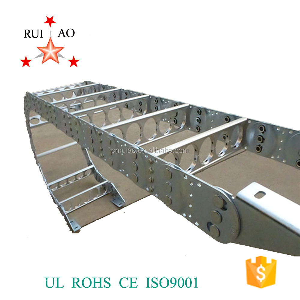 Ruiao Steel cable tracks for machine tools steel towline