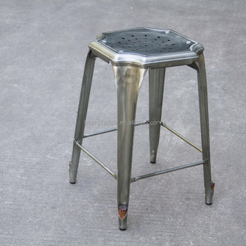Triumph antique Kitchen stool Industrial Bar Stool Industrial furniture barstool