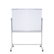 Sliding Mobile Magnetic White Board With Wheels