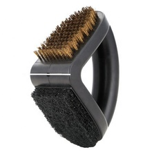 <span class=keywords><strong>BR</strong></span>-4381 3 in 1 그릴 Brush 대 한 가스 & 숯 BBQ's
