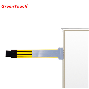 4 wire resistive usb 7 inch hmi panel touch glass screen for plc,EETI control card