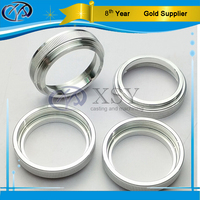 customized cnc machining precision camera fitting adapter ring