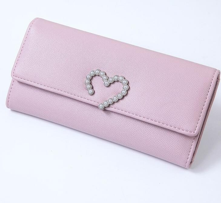 supreme quality design your own <strong>wallet</strong> with heart logo