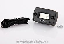 100% Waterproof Digital Hour Meter Used For Motorcycle,Motocross,ATV,Dirt Bike,Snowmobile,Generator,Marine,Ski