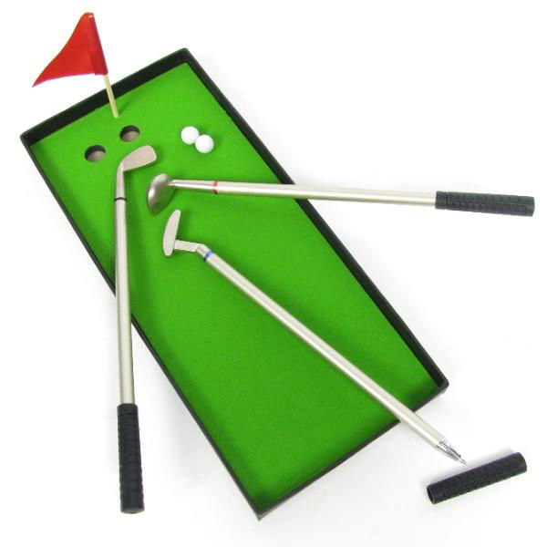 golf pencil holder