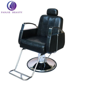 Cool Hot Sale Reclining Barber Chair Black Synthetic Leather 180 Degrees Reclining Salon Styling Chair Buy 180 Degrees Reclining Salon Chair China Gmtry Best Dining Table And Chair Ideas Images Gmtryco