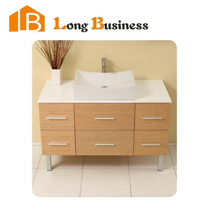 Lb jl2130 moderna melamina mueble de baño ideas piso montado baño ...