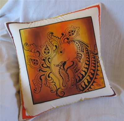 Hand Painted Cushion Covers Buy Cushion Covers Product On Alibaba Cool Hand Painted Pillow Covers