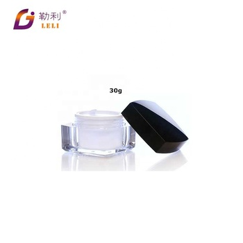 China factory direct sale best 50g cream jar