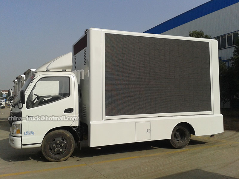 Led Mobile Advertising Truck For Sale Led Mobile Stage